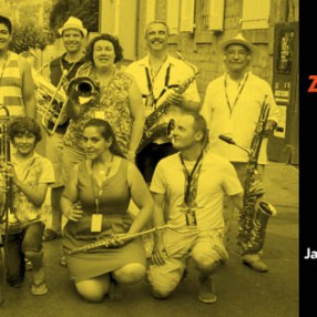 Ze Tribu Brass Band
