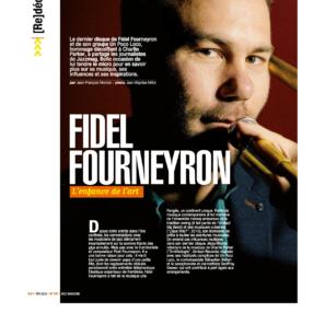 Un portrait signé Jazz Magazine