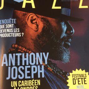 Bengue dans Jazz News
